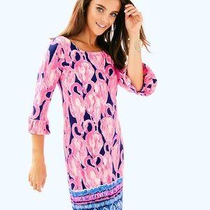 NWOT Lilly Pulitzer UPF 50+ Sofie Ruffle Dress